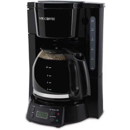 Coffee Maker With Auto Shut Off : Mr. Coffee 12-Cup Auto Shutoff Programmable Coffee Maker, BVMC-EVX23 - Coffee Pigs