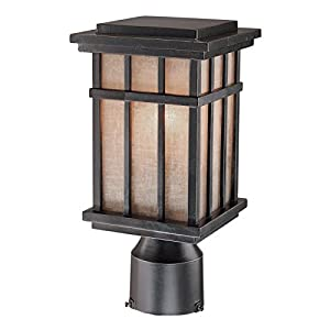 Freeport Outdoor Post Light in Winchester