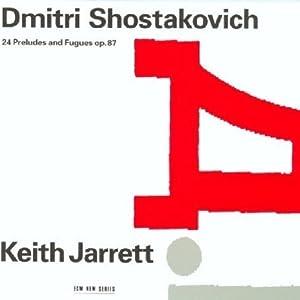 Shostakovich: 24 Preludes & Fugues op. 87 / Jarrett