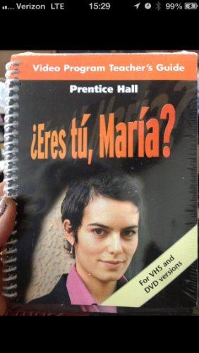 PRENTICE HALL SPANISH REALIDADES  ERES TU 2004 C.