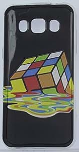 Enlinea Designer Silicon Back Case for Samsung Galaxy J3 With Printed Design