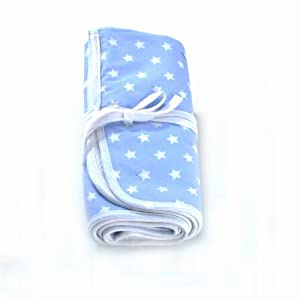 Infantissima Changing Pad, Dot Light Blue