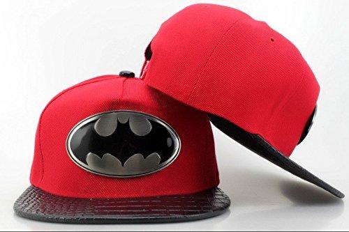 DC Comics Men's State Flective Redux Snapback Cap Hat