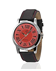 Yepme Alem Mens Watch - Red/Black -- YPMWATCH1512