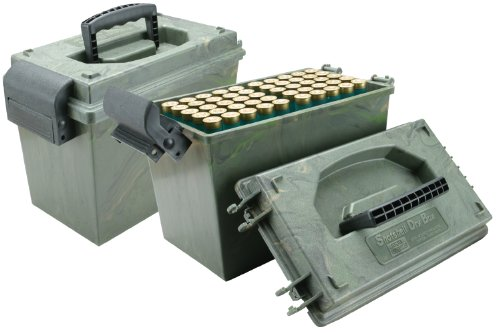 Great Features Of MTM 100 Round 12 Gauge Shotshell Dry Box