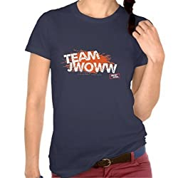 Jersey Shore: Team JWOWW Tee - Girls