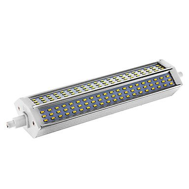 Dimmable R7S 18W 180X3014Smd 1980Lm 6000-6502K Cool White Light Led Corn Bulb(Ac 110-130V)