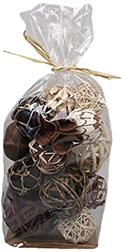 Jodhpuri Decorative Spheres, Brown