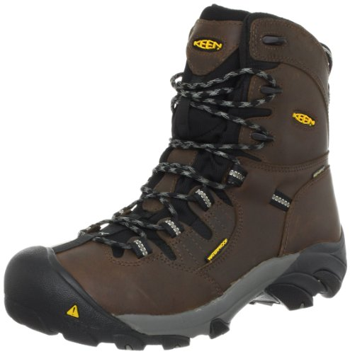 Keen Utility Men's Detroit 8-Inch Soft Work Boot