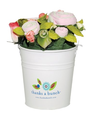 The Baby Bunch Thanks A Bunch Kitchen Bucket - Blue/Cocoa