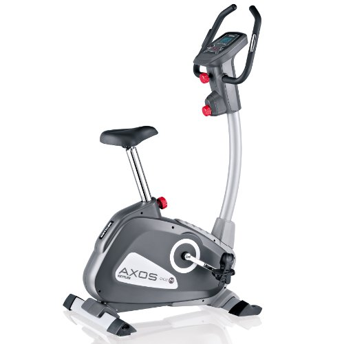 Kettler, Cyclette/Ergometro Axos Cycle M, Argento (silber/anthrazit)