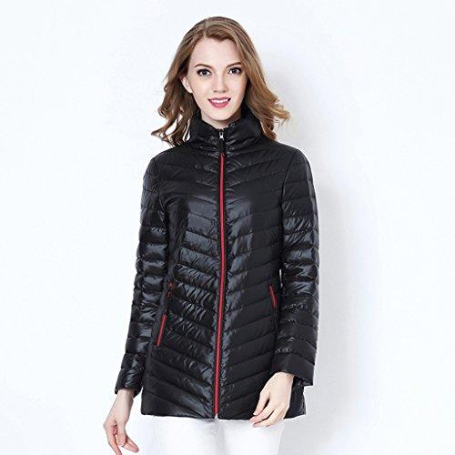 Automne-Et-Hiver-Lumire-Dans-La-Longue-Section-Veste-En-Chaussures-Femmes-Slim-Was-Thin-Coat-Warm-Jacket