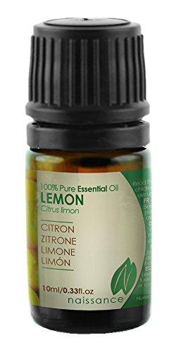 Huile Essentielle de Citron Pressée à Froid - 10ml