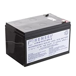 Hensel Porty Premium Rechargeable Battery.