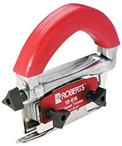 Roberts Carpet Tools GT Conventional Carpet Trimmer  10-616