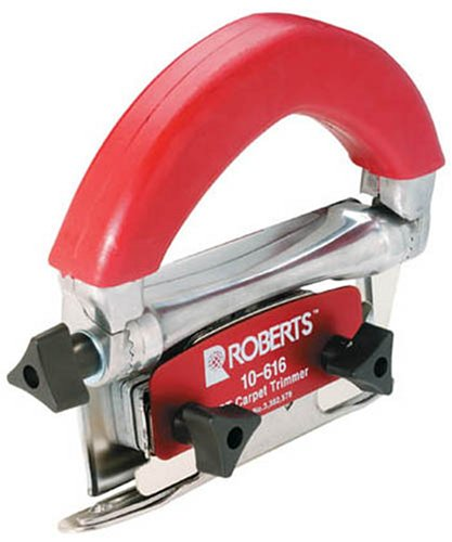 Roberts Carpet Tools GT Conventional Carpet Trimmer  10-616