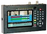 Combo Satfinder DVBS2 DVBT2 DVBC HDTV Mpeg4 H.264 HDMI USB