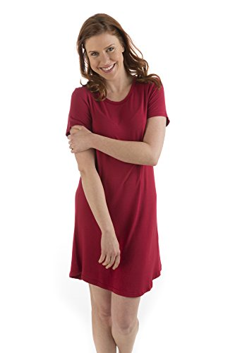 bn620-large-cranberry-knit-bamboodreams-betsy-nightshirt