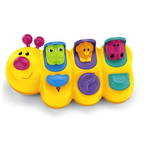 Fisher-Price Growing Baby Caterpillar Pop-Up - 1