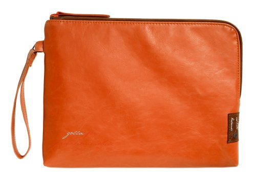 Golla iPad Sleeve - LEOMA - Orange G1460 iPad Tasche für Apple iPad 2; iPad 3; iPad 4