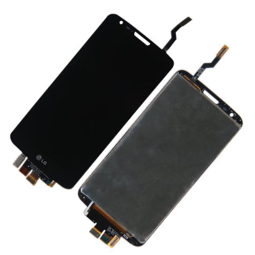 Full Lcd Screen Display+Touch Digitizer Assembly Compatible For Lg Optimus D800 D801 D803 F320 F320S F320L Vs980 Black