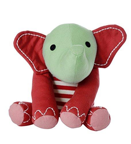 Franck & Fischer Leo Cuddly Elephant Organic Toy