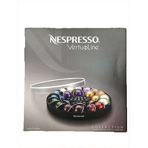 Nespresso Vertuoline Collection Round Capsule Dispenser (Nespresso Capsules Dispenser compare prices)