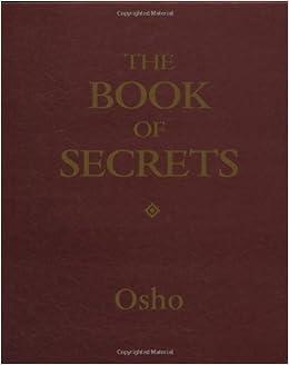 The Book of Secrets: Osho: 9780312180584: Amazon.com: Books
