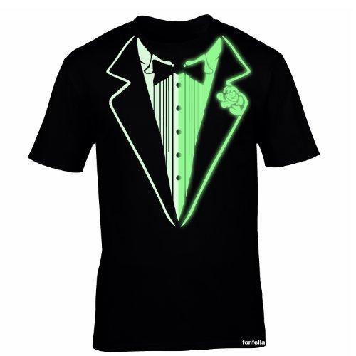 kids-glow-in-the-dark-tuxedo-t-shirt-s-age-5-6-black-premium-new-luminous-tuxedo-tux-prom-party-smar