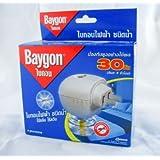 Baygon Liquid Electric Mosquito Repeller 30 Days 0.77 Oz.