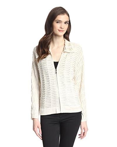NIC+ZOE Women's Stratus Zip Sweater
