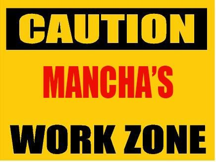 6-caution-mancha-work-zone-magnet-for-any-metal-surface