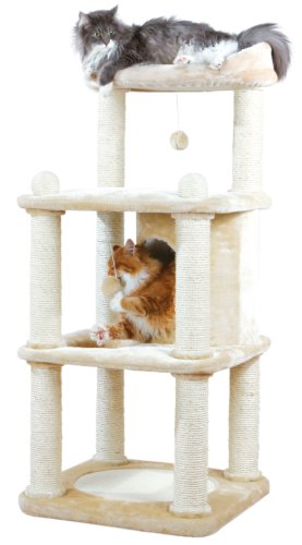 TRIXIE Pet Products Belinda Cat Tree House TRIXIE Pet Products B008JYI5ME