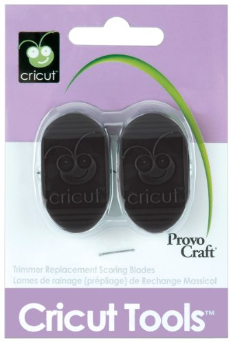 Cricut Paper Trimmer Replacement Blades-Scoring 2/Pkg