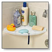 Corner Plastic Shower Caddy
