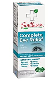 Similasan Eye Drops Complete Relief .33 oz