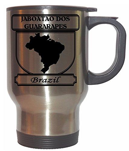 jaboatao-dos-guararapes-brazil-city-stainless-steel-mug