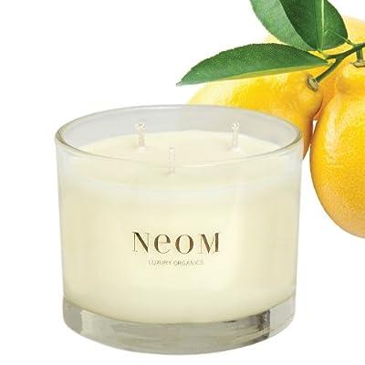 Sicilian Lemon Fresh Basil Scented Candle By Neom Luxury Organics from NEOM Luxury Organics