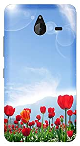WOW Printed Designer Mobile Case Back Cover For Microsoft Lumia 640 XL/Nokia Lumia 640 XL