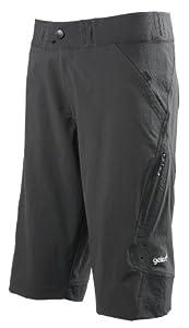 Gelert Men's Venture Stretch Short - Pure Black, Size 30 - 46 (Old Version)