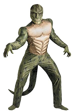 Lizard Classic Muscle Adult Costume