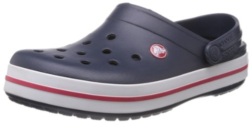Crocs Crocband Sabot U, Ciabatte Unisex Adulto, Blu (Marine), 42/43 EU