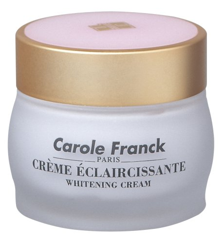 Carole Franck Paris - Lightening Cream 1.7 Fl Oz - For - Pigmentation, Beaching And Whitening