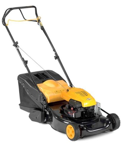 McCulloch Petrol Roller Rotary Mower