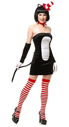 Sexy Cat in the Hat Adult Costume