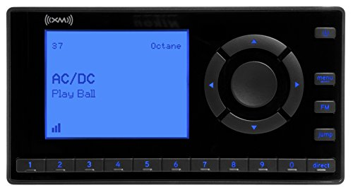 SiriusXM Satellite Radio XEZ1V1 Onyx EZ Satellite Radio with Vehicle Kit (Black)