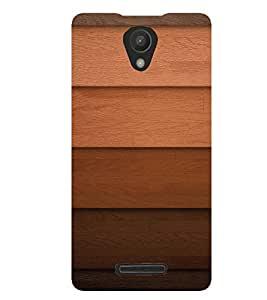 printtech Wooden Texture Back Case Cover for Xiaomi Redmi 3S::Xiaomi Redmi 3::Xiaomi Redmi 3 (3rd Gen)