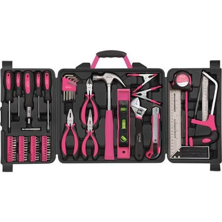 home-improvement-apollo-hand-tools-71-piece-household-tool-kit-pink