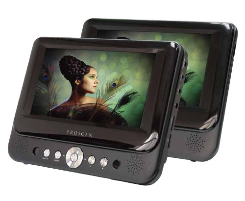 Car Seat Dvd Player front-1070944