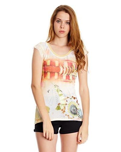 SideCar T-Shirt Manica Corta Berta [Multicolore]